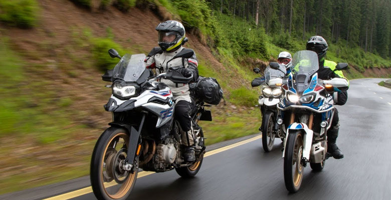 motorcycle Guided Tour of the Carpathian Mountains and Beyond