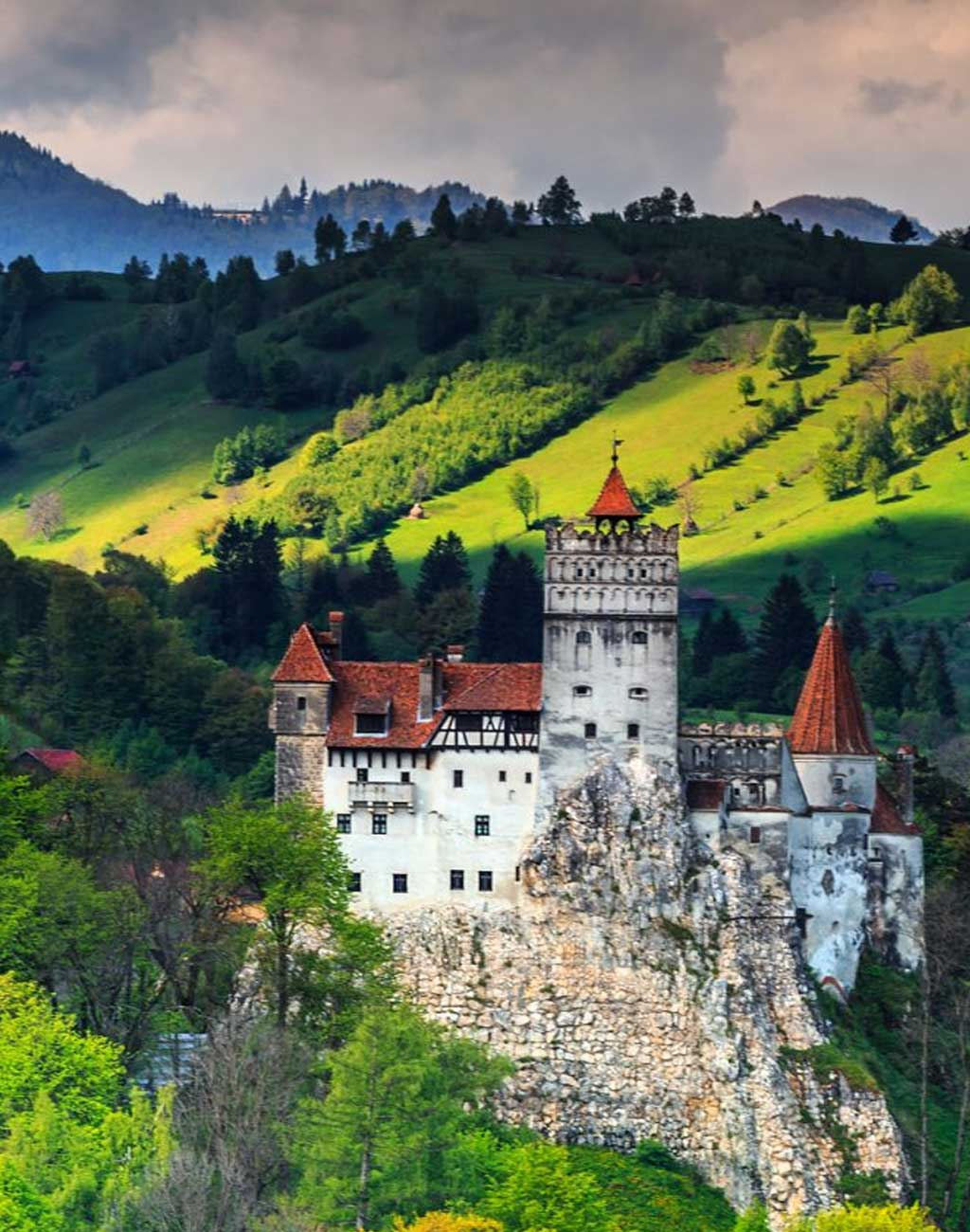 Your motorcycle tour in Transylvania has so much to offer